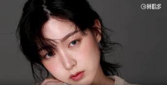 korean-makeup-natural-nerd-look-3